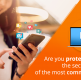 70% apps in common use have security flaws. Are you protected?